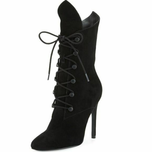 KENDALL + KYLIE Lace up boots fXjVSj